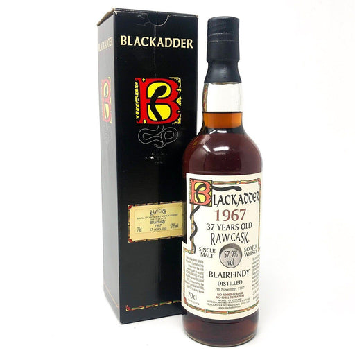 Blairfindy 1967 Blackadder 37 Year Old (Glenfarclas) Whisky Old and Rare Whisky