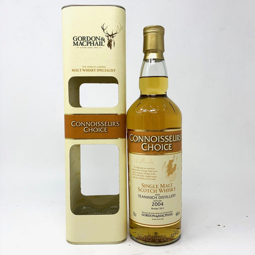 Teaninich 2004 Connoisseurs Choice Bottled 2013 Whisky Old and Rare Whisky