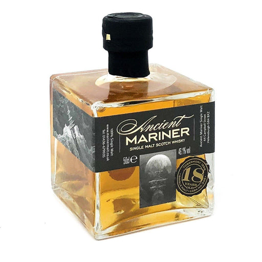 Ancient Mariner Tobermory 18 Year Old Whisky Old and Rare Whisky