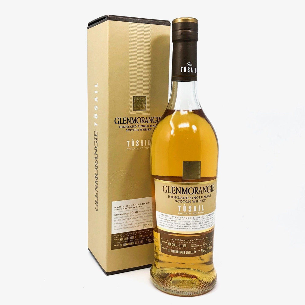 Glenmorangie Tusail Whisky Old and Rare Whisky