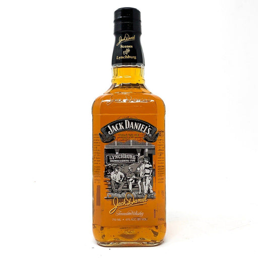 Jack Daniel's Scenes of Lynchburg No3 75cl Whisky Old and Rare Whisky