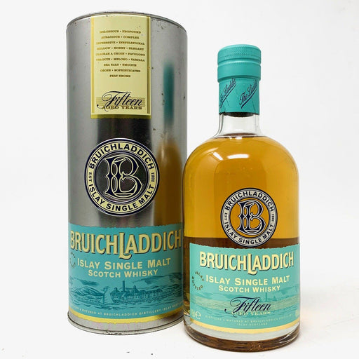 Bruichladdich 15 Year Old 1st Edition Whisky Old and Rare Whisky