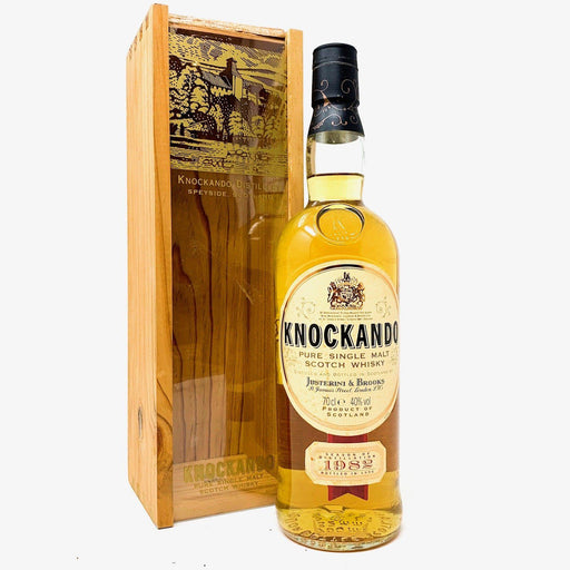 Knockando 1982 Special Release Malt Whisky Whisky Old and Rare Whisky
