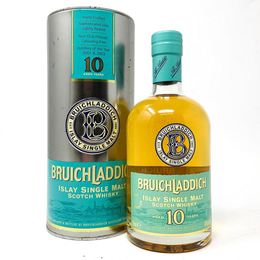Bruichladdich 10 Year Old 1st Edition Whisky Old and Rare Whisky