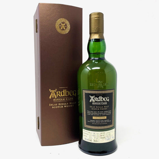 Ardbeg Single Cask No 1924 1999 Vintage Whisky Old and Rare Whisky