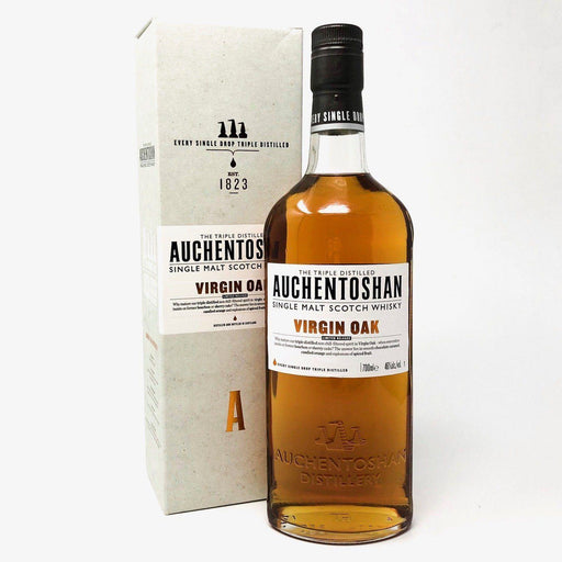 Auchentoshan Virgin Oak Limited Release Batch 2 Whisky Old and Rare Whisky
