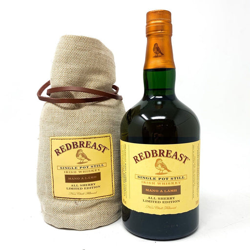 Redbreast Mano a Lámh All Sherry Limited Edition Whisky Old and Rare Whisky