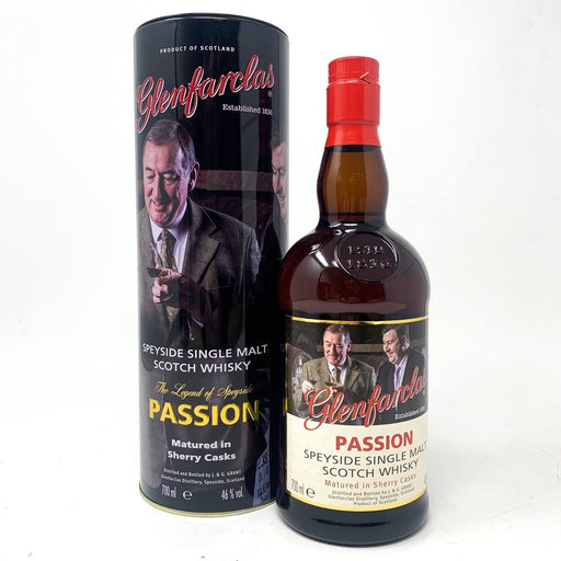 Glenfarclas Passion Scotch Whisky 70cl Whisky Old and Rare Whisky