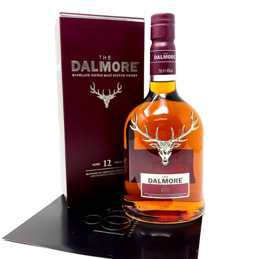 Dalmore 12 Year Old 180th Anniversary Whisky Old and Rare Whisky