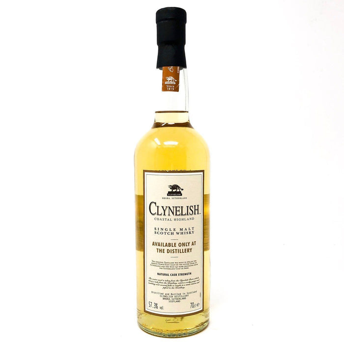 Clynelish Distillery Only Cask Strength Whisky Old and Rare Whisky