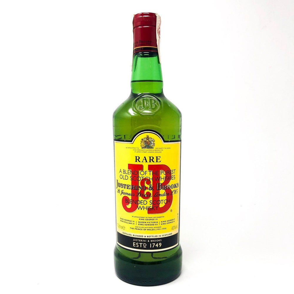 J&B Rare 1 Litre Whisky Old and Rare Whisky