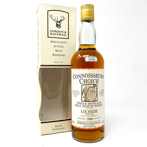 Lochside 1966 Connoisseurs Choice Scotch Whisky Whisky Old and Rare Whisky