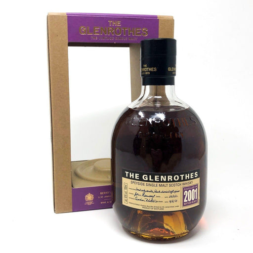 Glenrothes 2001 Single Malt Whisky Whisky Old and Rare Whisky