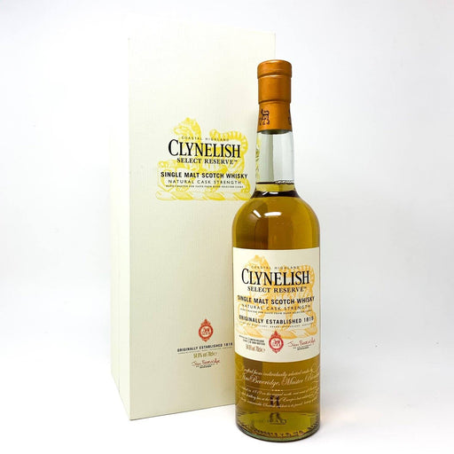 Clynelish Select Reserve 2014 Old and Rare Whisky