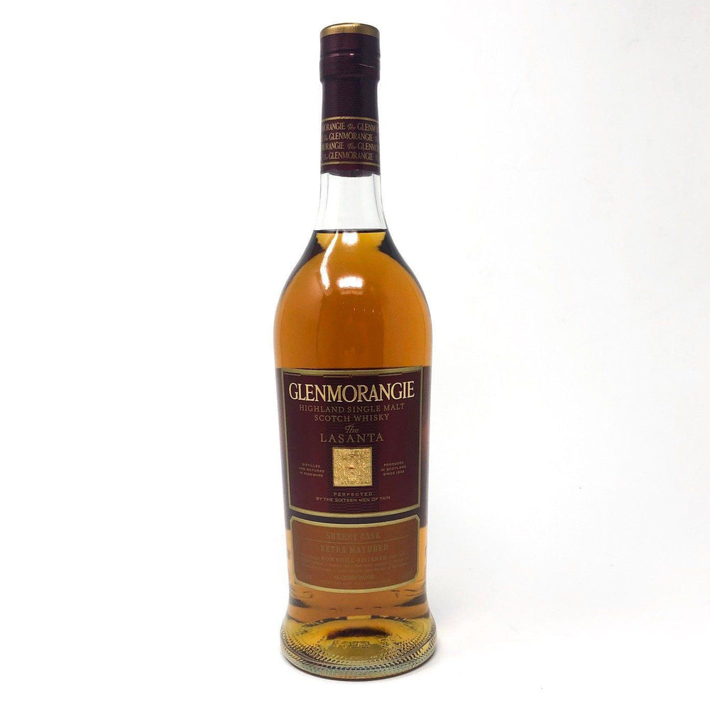Glenmorangie Lasanta Whisky Old and Rare Whisky
