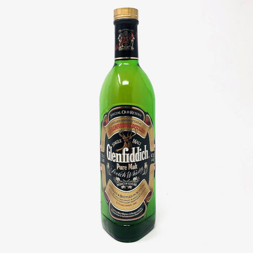 Glenfiddich 12 Year Old Special Old Reserve Whisky Old and Rare Whisky