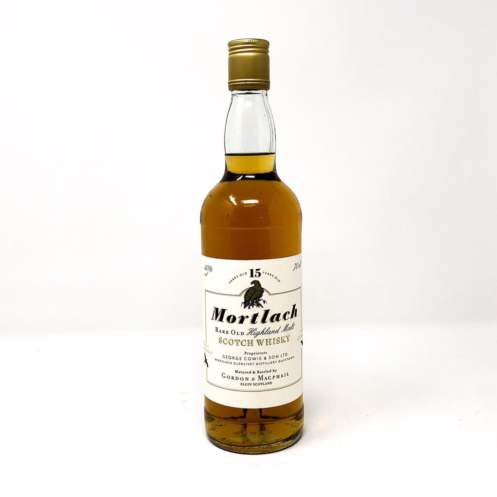 Mortlach 15 Year Old Gordon & Macphail Whisky Old and Rare Whisky