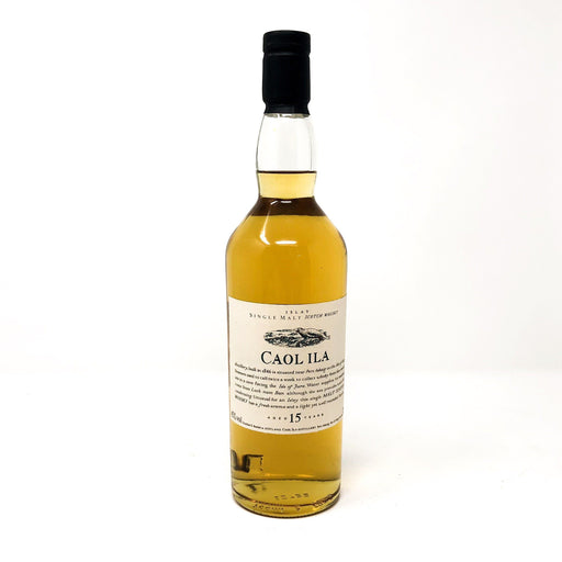 Caol Ila 15 Year Old Flora & Fauna Whisky Old and Rare Whisky