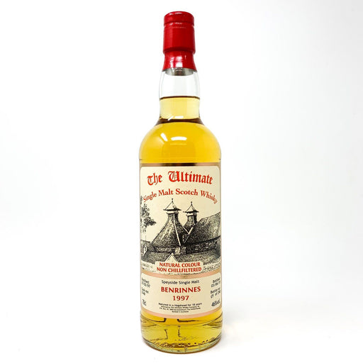 Benrinnes 1997 The Ultimate 18 Year Old Whisky Old and Rare Whisky