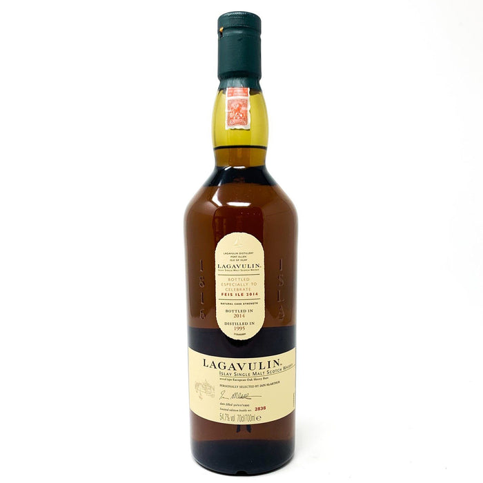 Lagavulin Feis Ile 2014 Scotch Whisky Whisky Old and Rare Whisky
