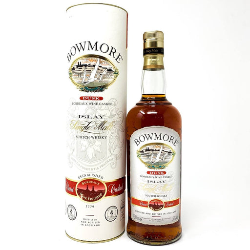 Bowmore Dusk Islay Single Malt Scotch Whisky Whisky Old and Rare Whisky