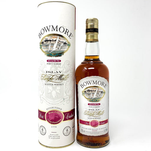 Bowmore Dawn Islay Single Malt Scotch Whisky Whisky Old and Rare Whisky