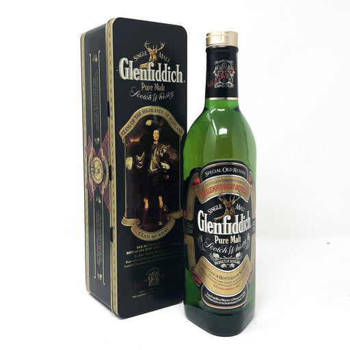 Glenfiddich Clans of Scotland Clan Murray Whisky Old and Rare Whisky