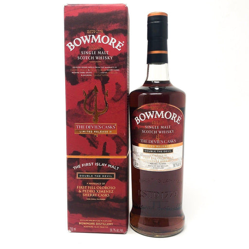 Bowmore Devil's Cask Batch No3 75cl Whisky Old and Rare Whisky