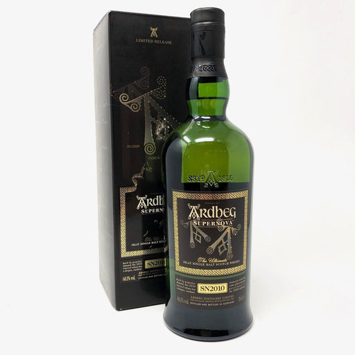 Ardbeg Supernova 2010 Whisky Old and Rare Whisky