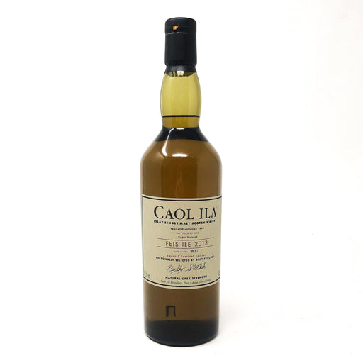 Caol Ila Feis Ile 2013 Whisky Old and Rare Whisky