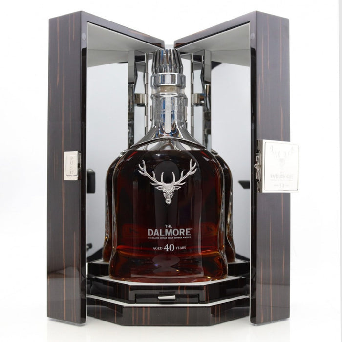 Dalmore 40 Year Old Scotch Whisky 2017 Release 70cl, 40% ABV