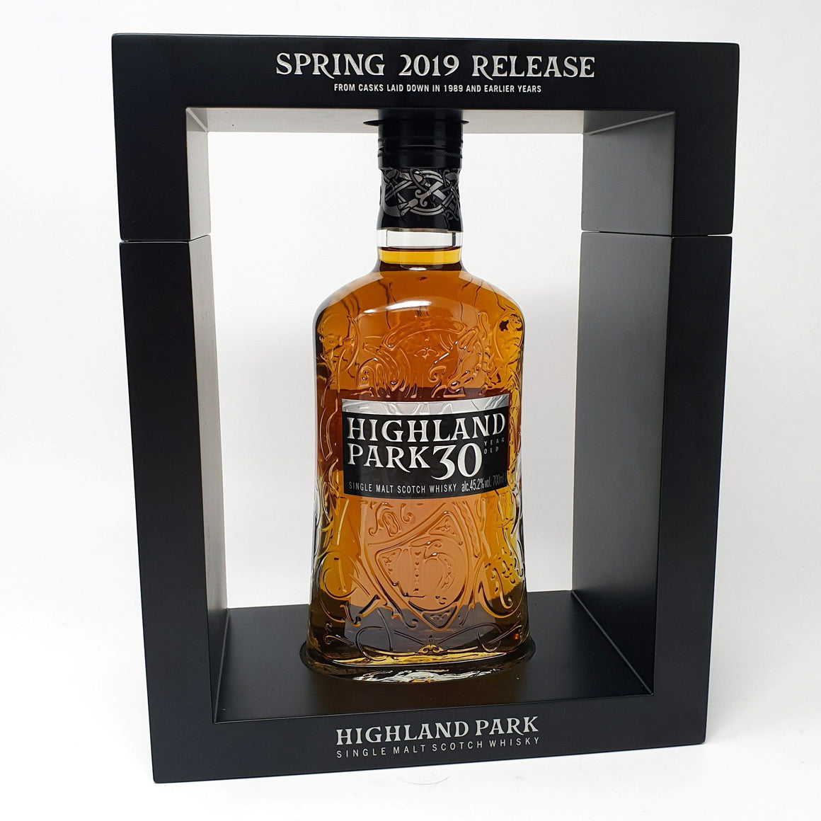 Highland Park 30 Year Old Spring 2019 Release Whisky Old and Rare Whisky