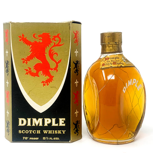 Dimple Old Blended Scotch Whisky, 35cl, 40% ABV
