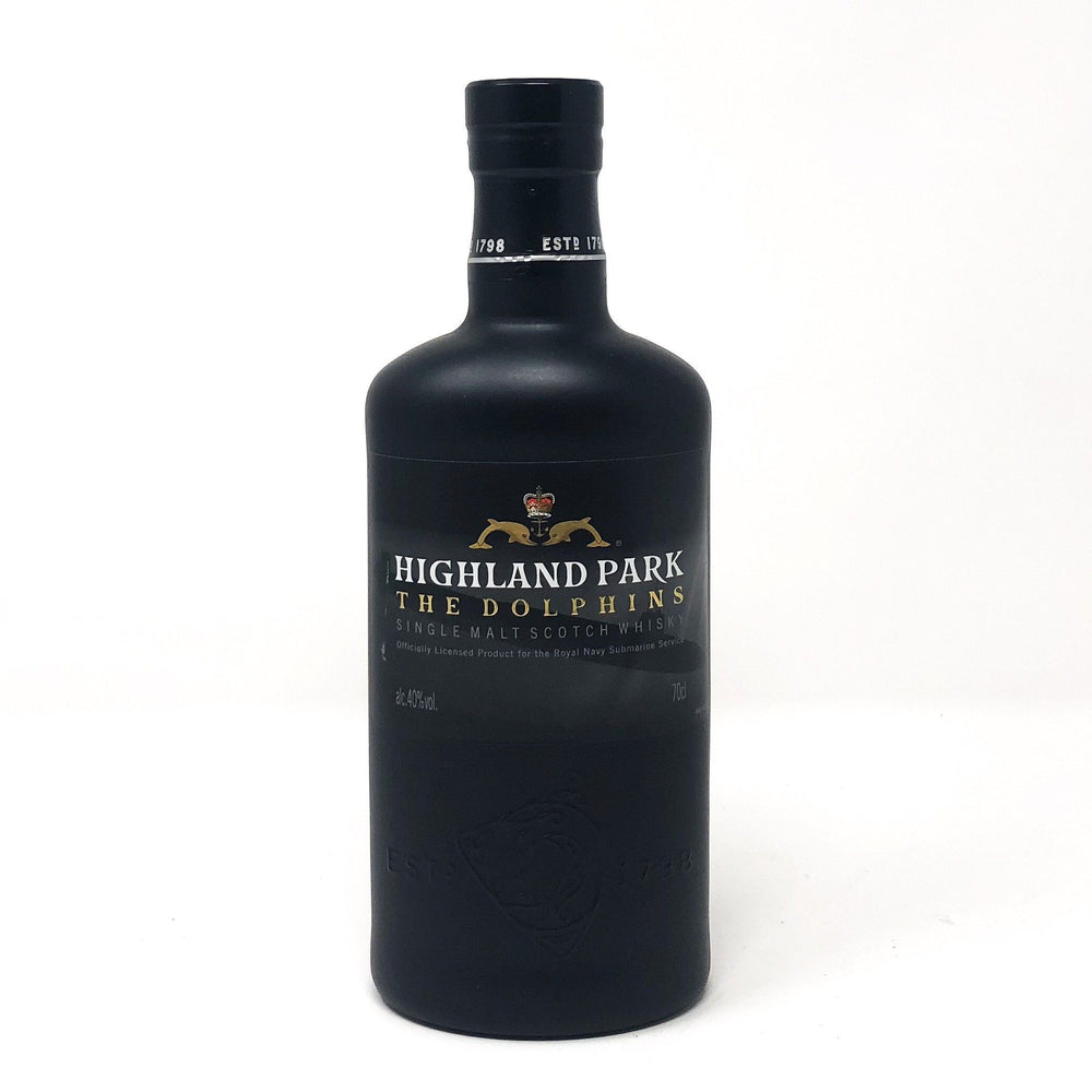 Highland Park The Dolphins Old and Rare Whisky