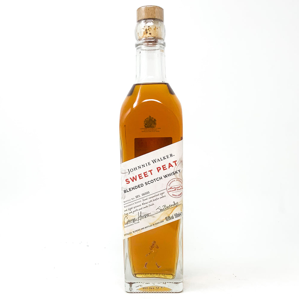 Johnnie Walker Sweet Peat Scotch Whisky, 50cl, 40.8% ABV