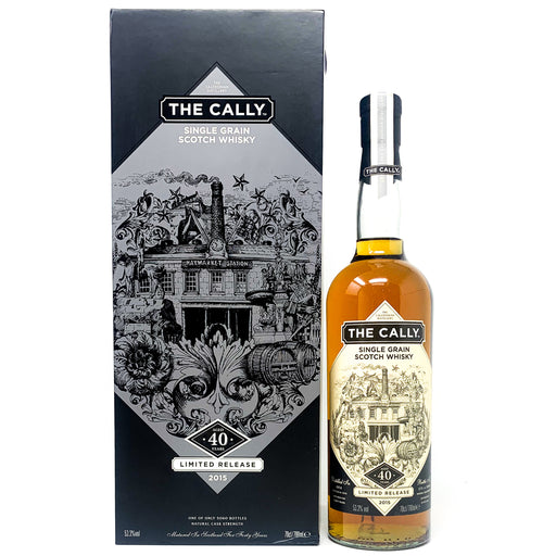 The Cally 40 Year Old 1974 Scotch Whisky, 70cl, 53.3% ABV