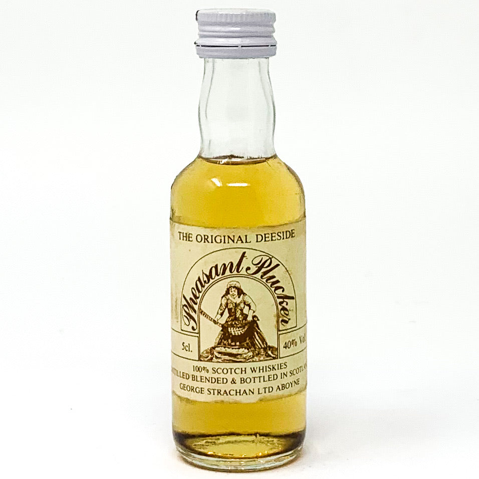Pheasant Plucker Blended Scotch Whisky, Miniature, 5cl, 40% ABV