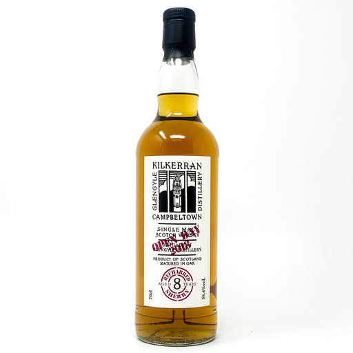 Kilkerran 8 Year Old 2018 Open Day Scotch Whisky, 70cl, 58.4% ABV