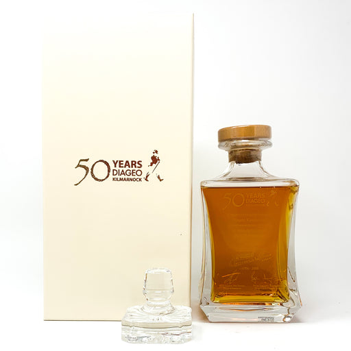 Johnnie Walker 1820 50 Years Diageo Scotch Whisky, 70cl, 40% ABV