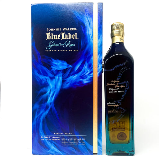 Johnnie Walker Ghost & Rare Glenury Royal, 70cl, 43.8% ABV
