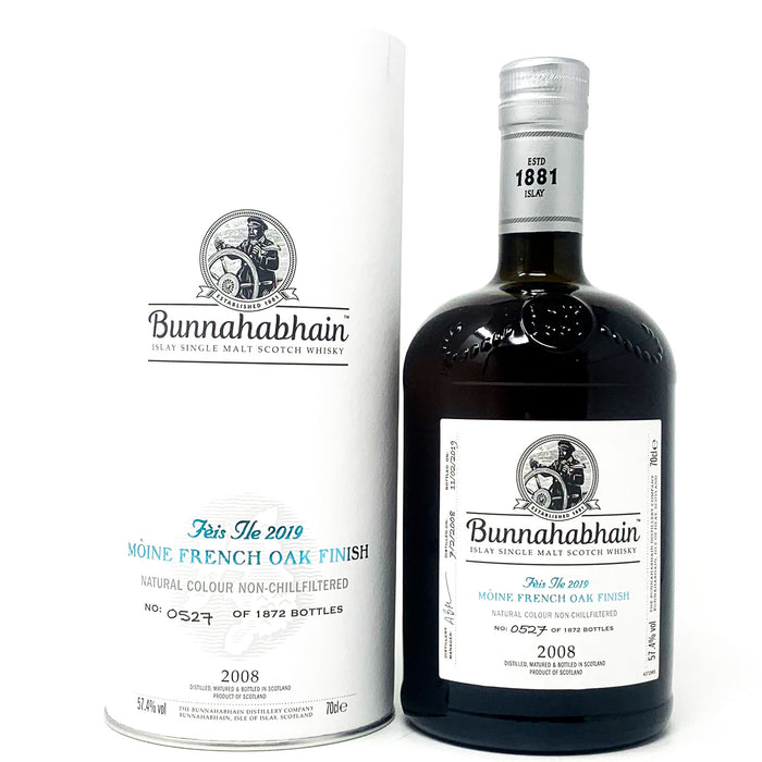 Bunnahabhain Feis Ile 2019 Moine French Oak Finish