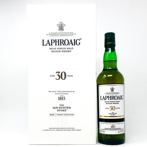 Laphroaig 30 The Ian Hunter Story Book 1 Scotch Whisky 70cl, 46.7% ABV