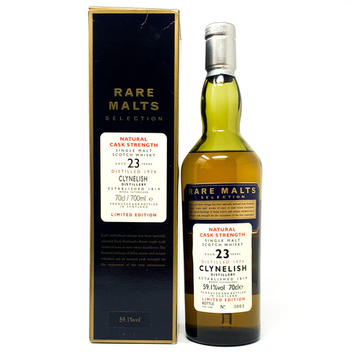 Clynelish 1974 23 Year Old Rare Malts Scotch Whisky, 75cl, 59.1% ABV