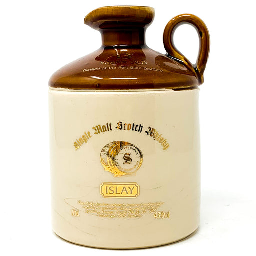 Port Ellen 13 Year Old Scotch Whisky Decanter, 70cl, 43% ABV