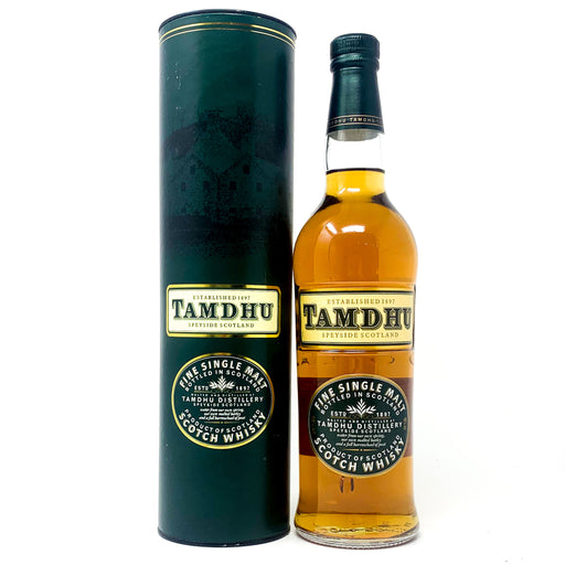 Tamdhu Speyside Scotch Whisky, 70cl, 40% ABV