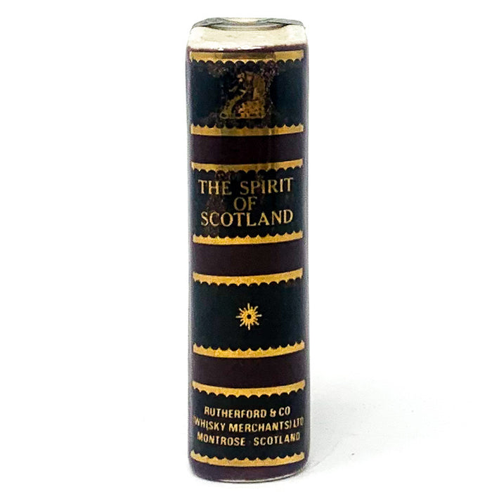 Rutherford's Selected Scotch Whisky, Miniature, 5cl, 40% ABV