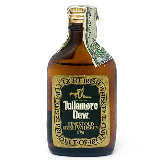 Tullamore Dew Finest Irish Whiskey, Miniature, 5cl, 40%ABV