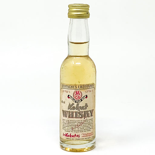 Kohut Whisky, Miniature, 4cl, 43% ABV