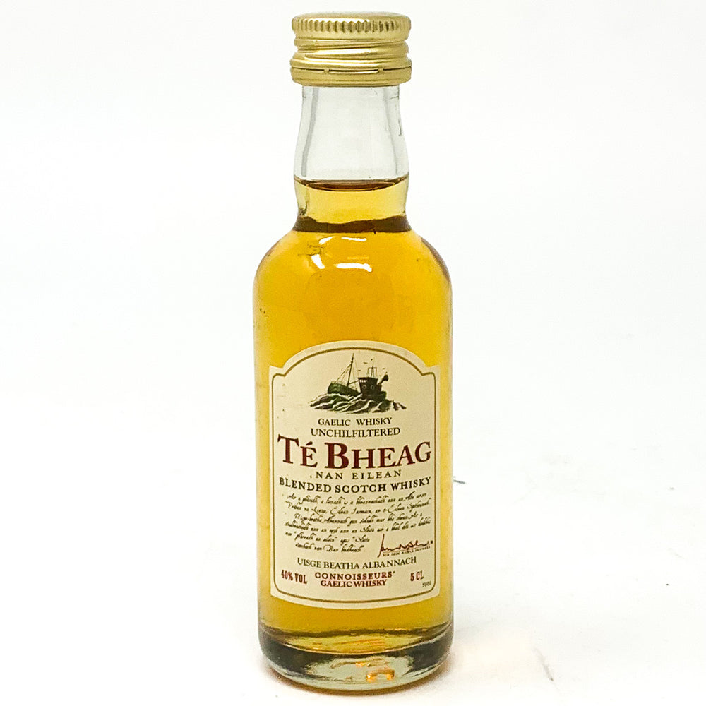 Te Bheag Blended Scotch Whisky, Miniature, 5cl, 40% ABV