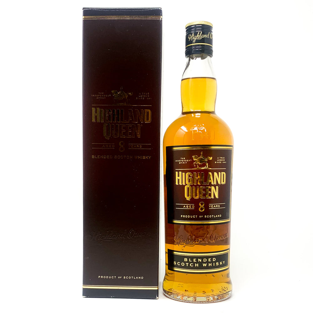 Highland Queen, 8 years old, 70cl, 40% ABV